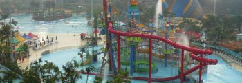 Panyu Chimelong Water Park – Filtration Water System & Ozone Generator System