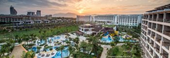 Shangri-La's Sanya Hotel – Filtration Water System and Rockscapes
