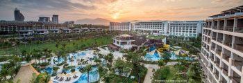 三亚香格里拉度假酒店 – 过滤水系统和人造岩石景观